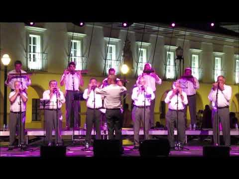 Orquestra de Harmónicas de Ponte de Sor - Lisboa menina e moça