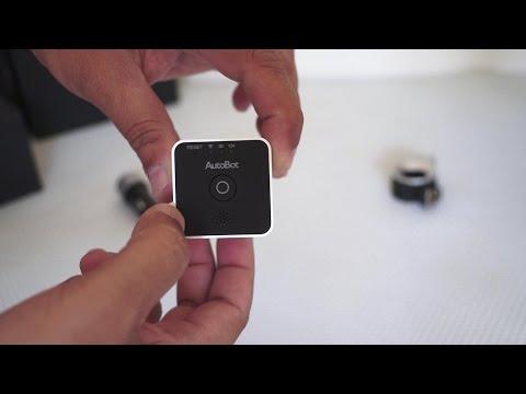 Autobot Eye HD Car DVR HD Car Dash Camera