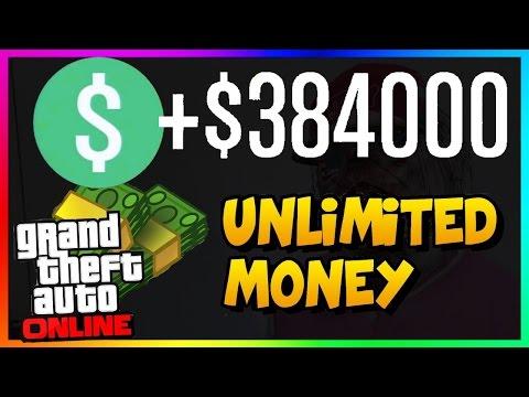 GTA 5 Online: INSANE SOLO UNLIMITED MONEY! Best Fast Easy Money Not Money Glitch PS4/Xbox 1/PC 1.36