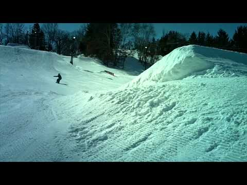 6 Year-Old Snowboarder Wesley Muresan — Wake Me Up