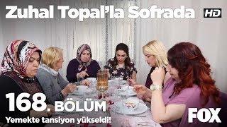 Yemekte tansiyon yükseldi! Zuhal Topal'la Sofrada 168. Bölüm