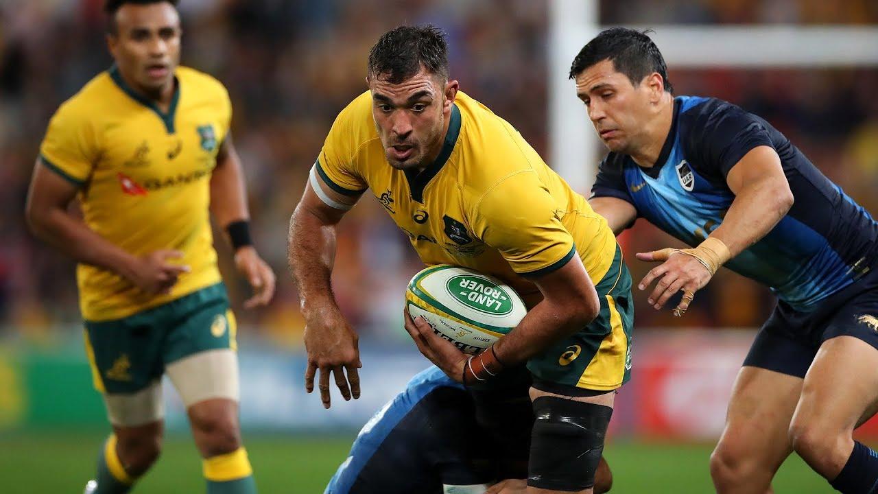 Highlights Australia Vs Argentina 2019 Youtube