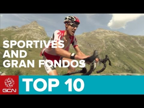 Top 10 Best Sportives And Gran Fondos To Cycle In The World