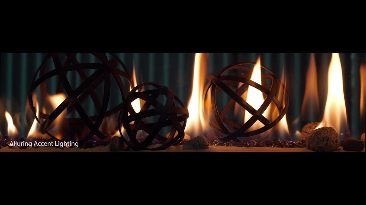 napoleon linear fireplace teaser youtube