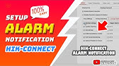 How to setup Push Notifications on the Hikvision iVMS 4500