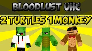 Blood Lust Season 1 Episode 2 - Team 2 Turtles 1 Monkey - Getting Ready