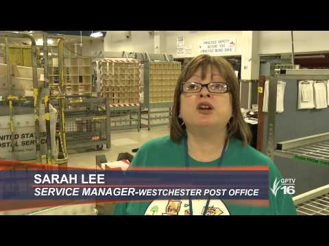 City of Grand Prairie: Postal Workers Food Drive