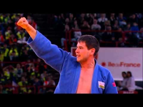 JUDO Highlight - Paris - Grand Slam 2013