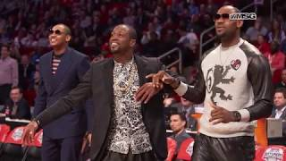 Could Carmelo Anthony & Dwyane Wade Wind Up in Cleveland With LeBron James? | Hahn, Humpty, & Canty