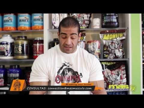 ¿Es aconsejable hacer el batido de proteinas con leche? - Raúl Carrasco