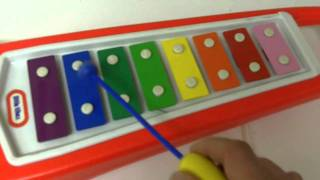 Frogger Opening Theme On Xylophone
