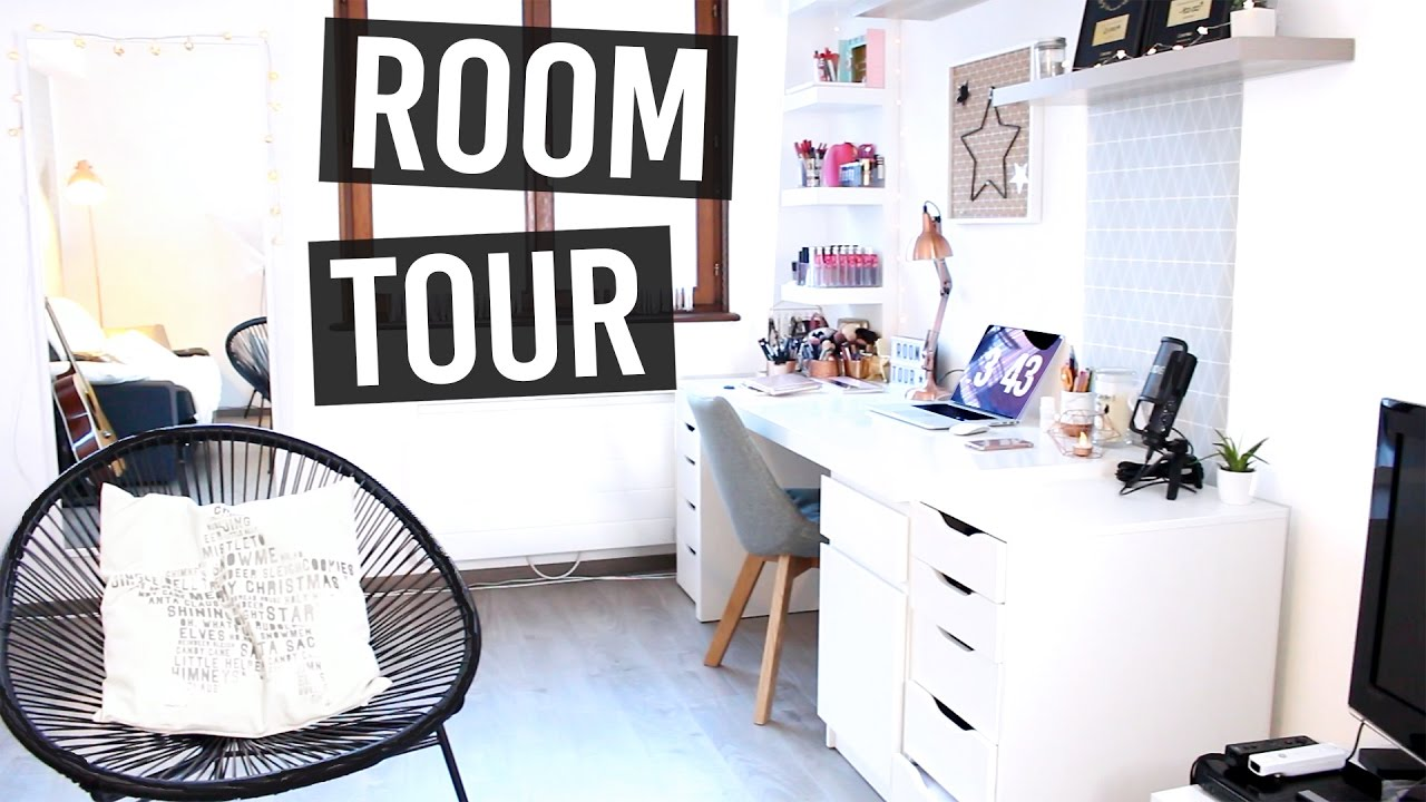ROOM TOUR / Salon & Bureau