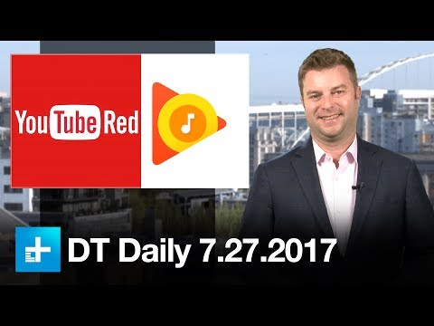 YouTube exec reveals Google Play Music and YouTube Red will merge