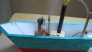Steam Engine - Semi Working
