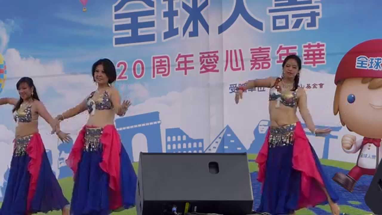 """""""阿斯瑪 林麗美""""20140913 Asmah Belly Dance~中東肚皮舞"""