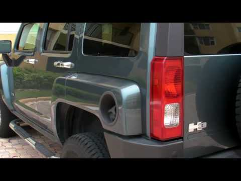 Review : 2006 Hummer H3