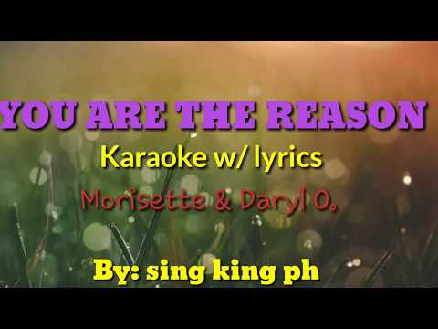 you-are-the-reason-karaoke