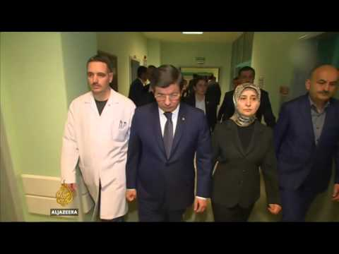 Turkey mourns victims of Ankara blasts