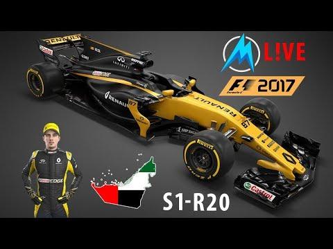 F1 2017 - S01 - R20 - Abu-Dhabi Nagydíj - Teljes Versenyhétvége