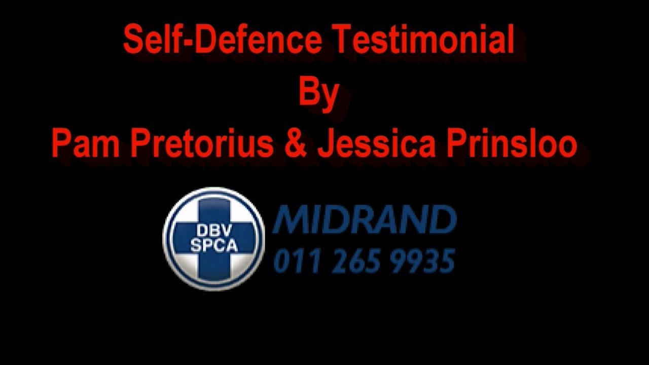 Midrand SPCA Testimonial (Pam Pretorius & Jessica Prinsloo)