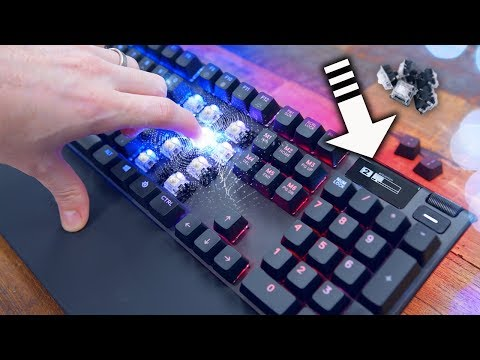 new-steelseries-apex-pro-keyboard-review!