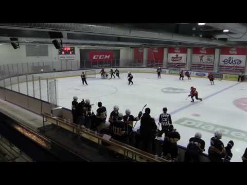 HIFK 02 C white - Blues 02 C (2-4) Nordis 6-8-2017