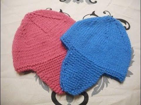 tuto tricot bonnet norv gien b b youtube. Black Bedroom Furniture Sets. Home Design Ideas