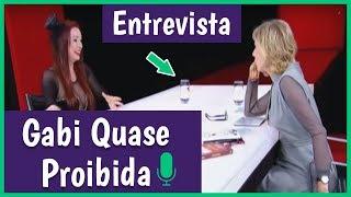 MARILIA GABRIELA ENTREVISTA VANESSA DE OLIVEIRA - GABI QUASE PROIBIDA