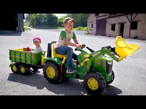 Rolly X Trac John Deere 8400r Traktor Youtube