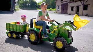 Rolly X-Trac John Deere 8400R Traktor