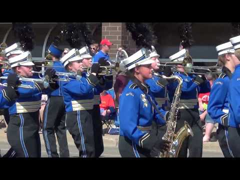 Sartell Summerfest 2017 - Sartell High School Marching Band