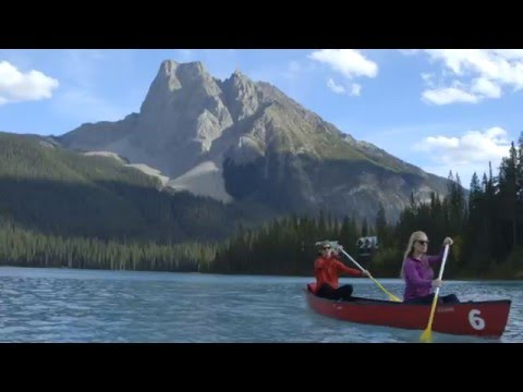 Summer & Fall in the Canadian Rockies | Banff, Lake Louise, Emerald Lake