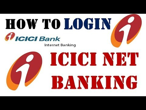 How To Login Icici Online Banking How To Icici Net
