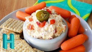 Secret Pimento Cheese Recipe! Hilah Cooking