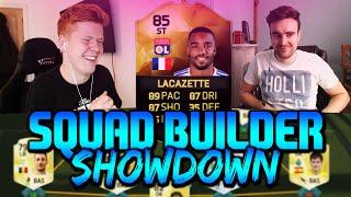 FIFA 16 SQUAD BUILDER SHOWDOWN WITH INFORM LACAZETTE!!! AJ3FIFA!