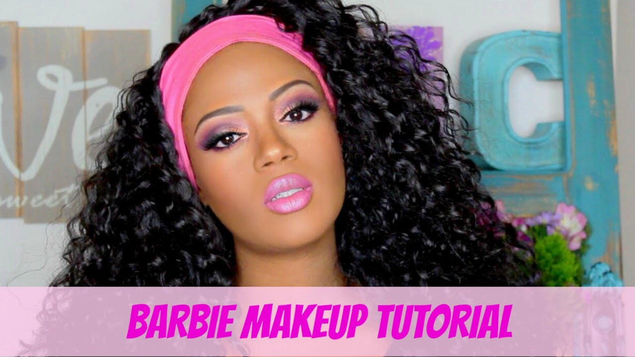 Barbie makeup tutorial youtube baditri Image collections