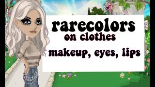 How to get custom colors on clothes/beauty clinic 2019