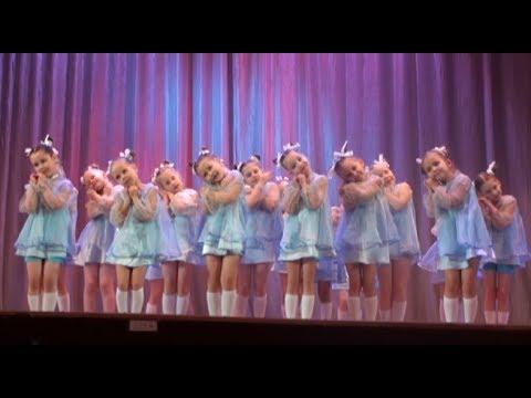 Концерт творческого коллектива  детей и юношества театра танца
