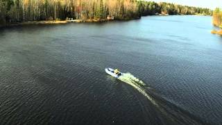 Лодка Partner на воде
