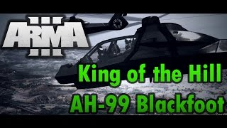 Arma 3 - King of the Hill - Blackfoot