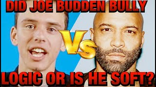 DID JOE BUDDEN REALLY BULLY LOGIC INTO DEPRESSION? (WHAT YALL THINK)