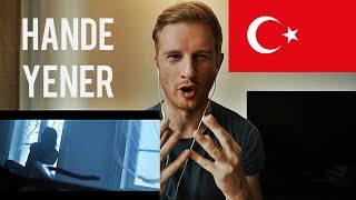 Hande Yener - Beni Sev - (Official Video) // TURKISH MUSIC REACTION Video