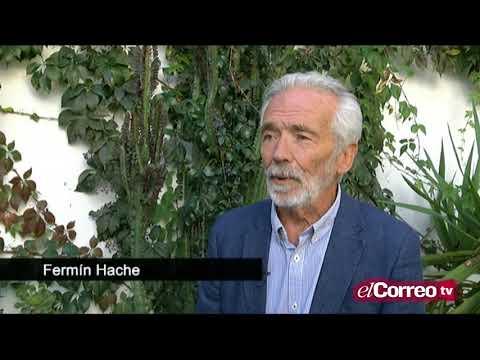 El artista Fermín Hache presenta su libro 'Mis poemas tienen música'