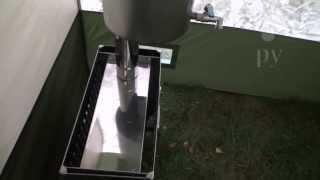 Мобиба МБ-12. Фирменный камуфляж