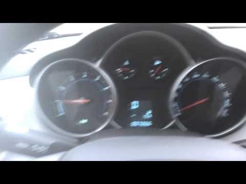 Chevrolet Cruze AT 1.6 16V 0-100