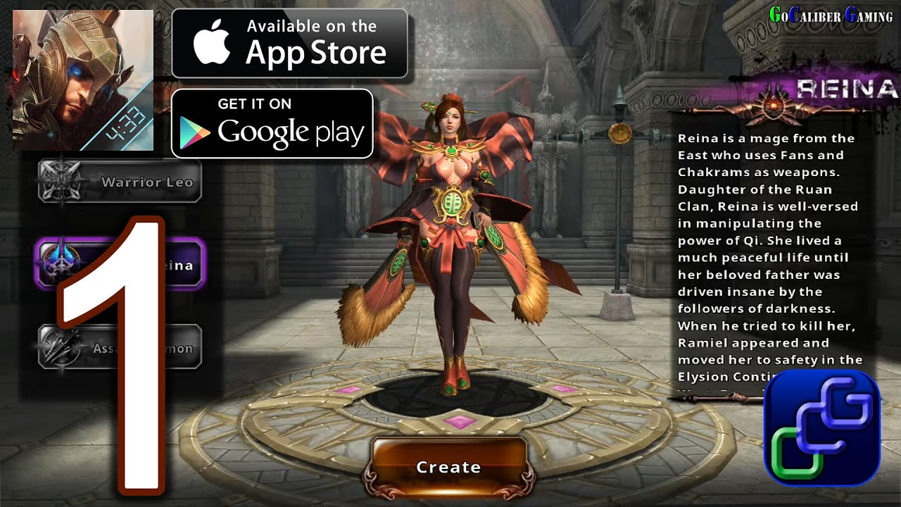 6 Fun MMORPG Mobile Games for Android and iOS - Gamer Dan