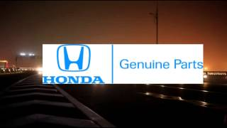 Honda Fit Genuine Factory OEM 08R04-TK6-100A Door Visors 2009 - 2011 (set of 4 for all doors)