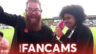 FANCAMS: Millwall Lionesses 0 Man Utd Women 5!