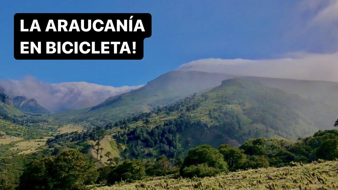 Explorando la Cordillera de la Araucanía!