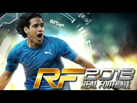 REAL FOOTBALL 2013 ANDROID + DOWNLOAD!